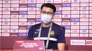 Cha HLV Tan Cheng Hoe đột ngột qua đời ngay trước trận gặp Việt Nam