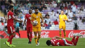 Úc 1-0 Jordan: Đội tuyển Việt Nam giành vé đi tiếp dù thua UAE