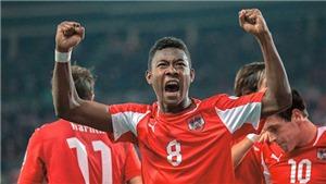 Video clip bàn thắng trận Áo vs Bắc Macedonia