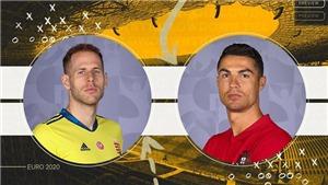 Trực tiếp bóng đá hôm nay: Hungary vs Bồ Đào Nha, Việt Nam vs UAE. VTV6, VTV3 trực tiếp