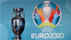 Lịch thi đấu EURO 2021 - Lịch trực tiếp bóng đá EURO 2021 hôm nay