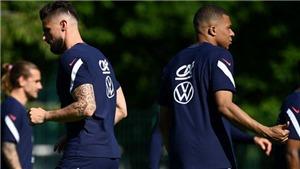 Mbappe: 'Giroud nên nói thẳng với tôi thay vì chỉ trích công khai'