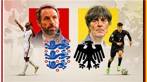 [CẬP NHẬT] Trực tiếp bóng đá hôm nay VTV6, VTV3: Anh vs Đức, Thụy Điển vs Ukraina