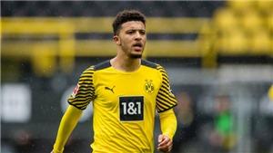 Dortmund chính thức xác nhận Jadon Sancho tới MU