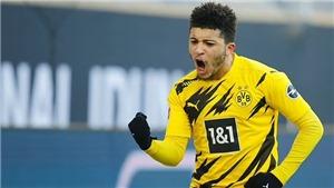 MU xác nhận chiêu mộ thành công Jadon Sancho từ Dortmund