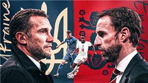 Lịch thi đấu EURO 2021 - VTV6 VTV3 trực tiếp bóng đá Séc vs Đan Mạch, Ukraina vs Anh