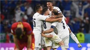 Klinsmann: 'Tuyển Ý đã trình diễn thứ bóng đá thuộc loại hay nhất'
