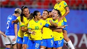 Link xem trực tiếp bóng đá nữ Trung Quốc vs Brazil, Olympic 2021