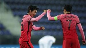 VTV6 VTV5 - Xem trực tiếp bóng đá U23 New Zealand vs Hàn Quốc, Olympic 2021 (15h00, 22/7)
