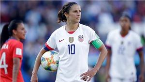 Trực tiếp bóng đá VTV5 VTV6: Nữ Mỹ vs Nữ Úc, Olympic 2021 (15h hôm nay)
