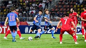 Trực tiếp bóng đá VTV5 VTV6: U23 Nhật Bản vs U23 Mexico, Olympic 2021 (18h00 hôm nay)