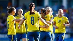Trực tiếp bóng đá VTV5 VTV6: Nữ New Zealand vs Thụy Điển, Olympic 2021 (15h hôm nay)