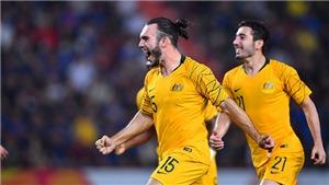 Trực tiếp bóng đá VTV5 VTV6: U23 Úc vs U23 Tây Ban Nha, Olympic 2021 (17h30 hôm nay)