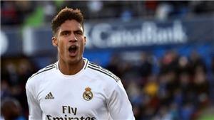 MU xác nhận đạt thỏa thuận với Real Madrid về Varane