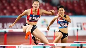 Khi nào Quách Thị Lan chạy bán kết 400m vượt rào nữ?