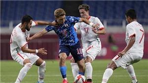 VTV6 trực tiếp bóng đá nam U23 Mexicovs Nhật Bản, Olympic 2021 (16h, 6/8)
