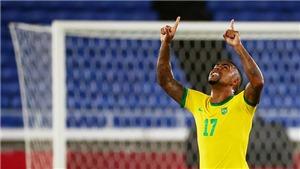Brazil giành HCV bóng đá nam Olympic 2020 sau khi hạ Tây Ban Nha