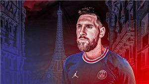 VIDEO: Messi vẫy tay chào CĐV PSG khi đến Pháp ký hợp đồng