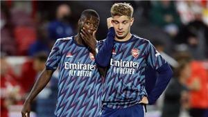 Brentford 2-0 Arsenal: 'Pháo thủ' gây thất vọng trận mở màn