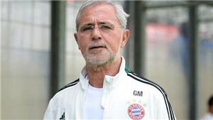 Huyền thoại Gerd Mueller qua đời ở tuổi 75