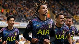 Harry Kane ra sân trở lại, Tottenham thắng trận thứ 2 liên tiếp