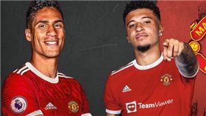 Đội hình xuất phát của MU đá với Wolves: Varane và Sancho đá chính