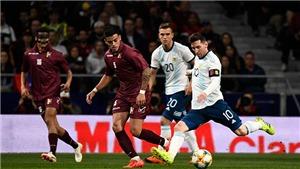 Link xem trực tiếp bóng đá Venezuela vs Argentina, vòng loại World Cup 2022 (07h00, 3/9)