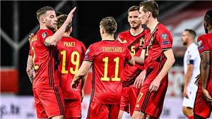 Link xem trực tiếp bóng đá Belarus vs Bỉ, vòng loại World Cup 2022 (01h45, 9/9)