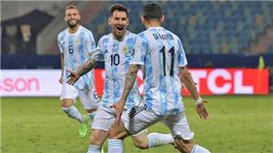 Link xem trực tiếp bóng đá Brazil vs Argentina, vòng loại World Cup 2022 (02h00, 6/9)