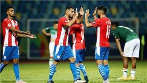 TRỰC TIẾP bóng đá Paraguay vs Venezuela, vòng loại World Cup 2022 (05h30, 10/9)