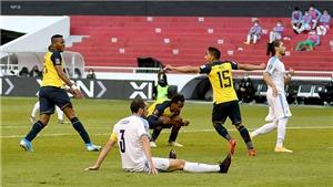 TRỰC TIẾP bóng đá Uruguay vs Ecuador, vòng loại World Cup 2022 (05h30, 10/9)