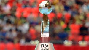 Lịch thi đấu Futsal World Cup 2021 - VTV6 VTV5 trực tiếp futsal hôm nay