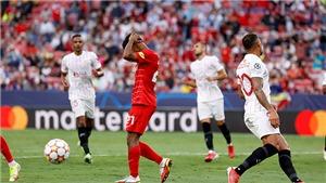 Trận Sevilla vs Salzburg có 4 quả 11m chỉ trong hiệp 1