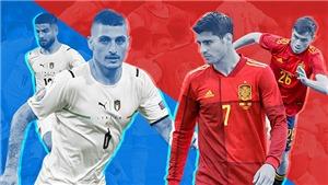 Lịch thi đấu và trực tiếp bóng đá Nations League bán kết: Ý vs Tây Ban Nha, Bỉ vs Pháp