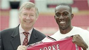 Dwight Yorke: 'MU phải nghĩ tới chức vô địch mùa này. Man City sẽ thắng Liverpool'