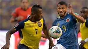 Soi kèo nhà cái Colombia vs Ecuador. Nhận định, dự đoán bóng đá World Cup 2022 (04h00, 15/10)