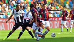 Soi kèo nhà cái Udinese vs Bologna. Nhận định, dự đoán bóng đá Ý (20h00, 17/10)