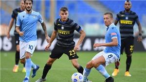 TRỰC TIẾP bóng đá Lazio vs Inter, bóng đá Ý Serie A (23h00, 16/10)