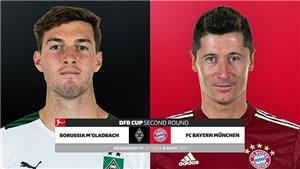 Soi kèo nhà cái Gladbach vs Bayern Munich. Nhận định, dự đoán bóng đá Cúp Đức (01h45, 28/10)