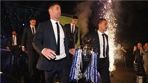 Ngắm dàn sao Chelsea rạng rỡ trong đêm Gala mừng chiến thắng