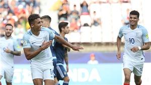 Sau U20 Đức, đến lượt U20 Argentina thua đau trong ngày ra quân