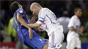 11 năm trôi qua, Zidane vẫn chưa quên 'cú thiết đầu công' với Materazzi