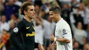 McManaman: 'Nếu Griezmann có giá 100 triệu, thì Ronaldo ở tuổi 32 là 200 triệu'