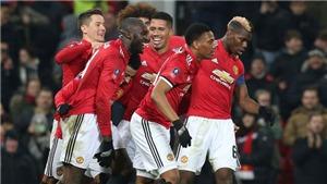 Mourinho lý giải vì sao Lukaku và đồng đội ăn mừng quá khích trước 'nhược tiểu' Derby