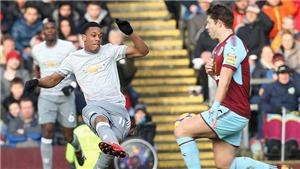 Video clip highlights bàn thắng trận Burnley 0-1 Man United