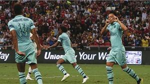 ĐIỂM NHẤN Arsenal 5-1 PSG: Oezil bùng nổ, 'Pháo thủ' thăng hoa. PSG làm khó Tuchel