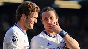Vấn đề của Chelsea: Sarri chưa thể yên tâm với Luiz và Alonso
