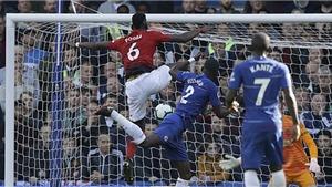PHÂN TÍCH: Pogba bị chỉ trích thậm tệ khi M.U thủng lưới trước Chelsea