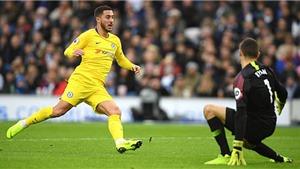 """Southampton 3-2 Arsenal; Brighton 1-2 Chelsea: """"Pháo thủ"""" đứt mạch bất bại. Hazard lại tỏa sáng giúp Chelsea"""