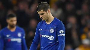 Chelsea: Từ bỏ Morata là điều đúng đắn